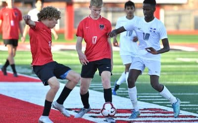 Hornets Pull Out Late 1-Nil Win