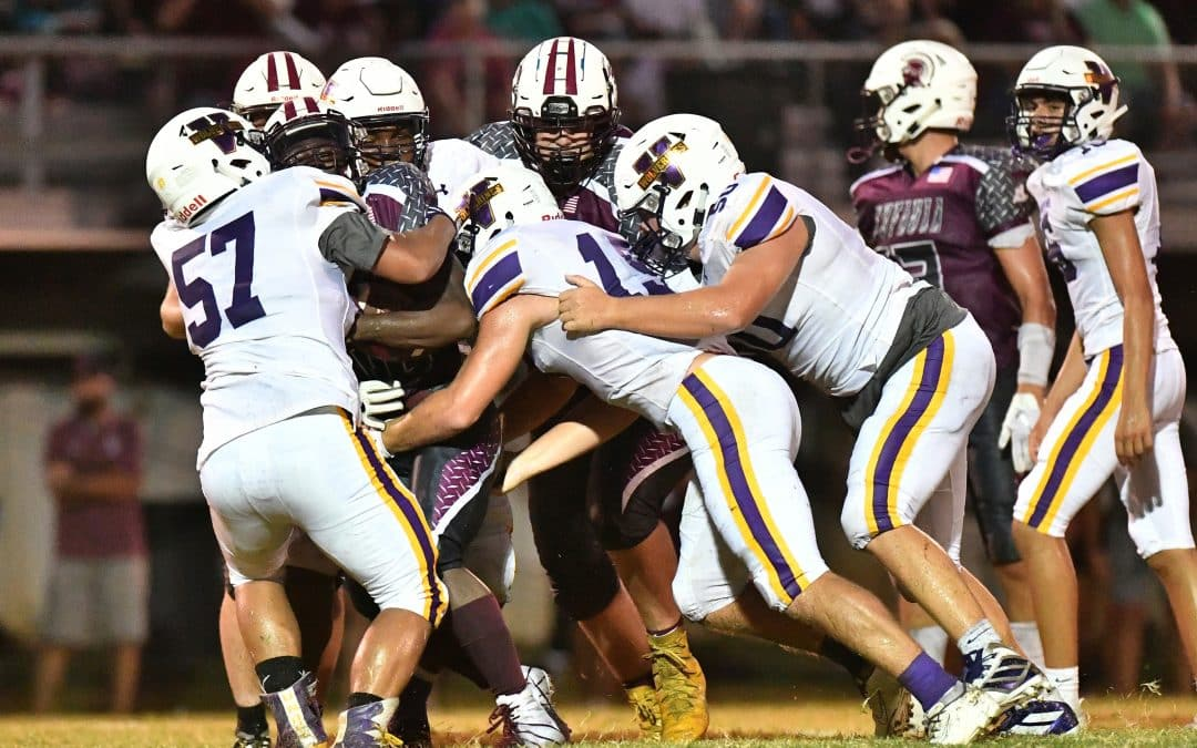 Wolverines open with 14-2 Win as Defense Prevails at Eufaula