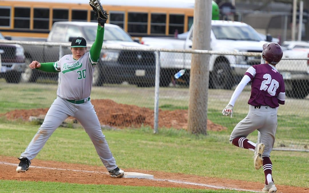 Pirates Top Warriors on the Road 10-5