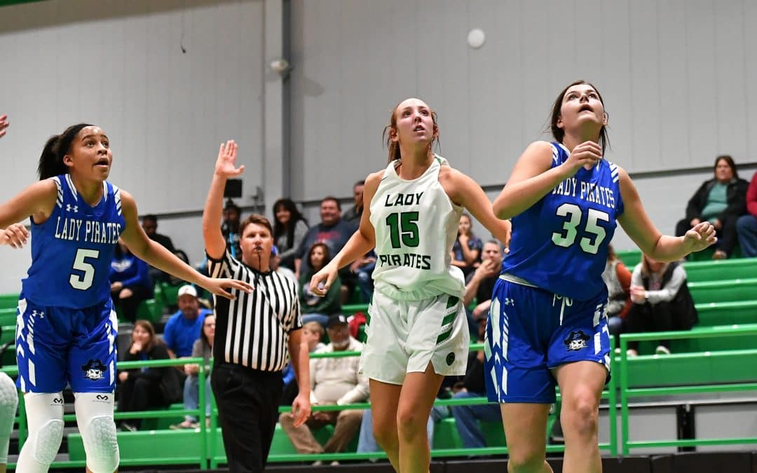 Lady Pirates Squeak by Porter in OT