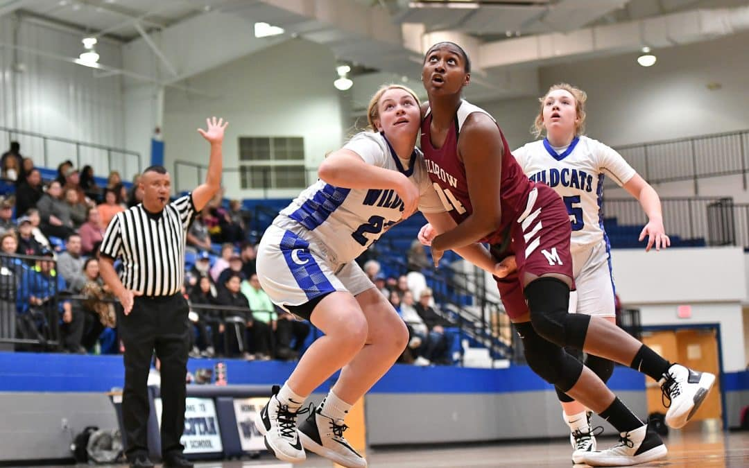 Lady Wildcats Fall to Muldrow 53-22