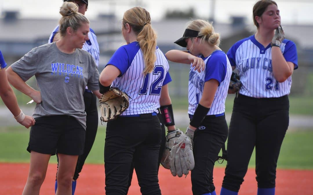 Wildcats 3rd Inning Debacle Leads to Loss.
