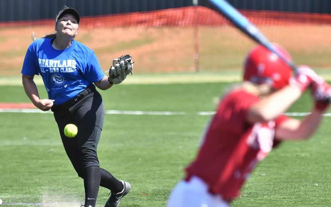 Blue Team wins Heartland Softball Classic