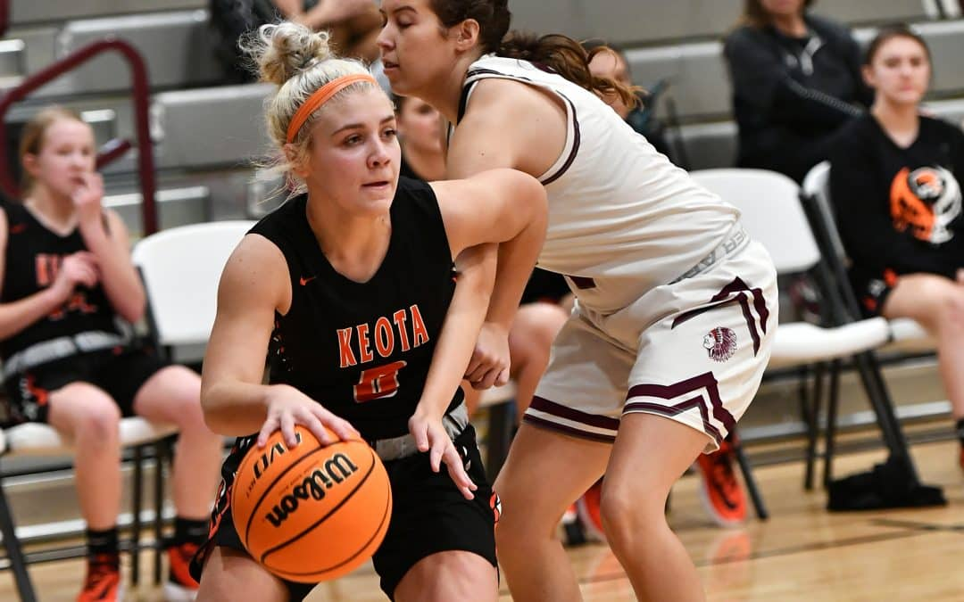 Lady Warriors Overwhelm Tigers