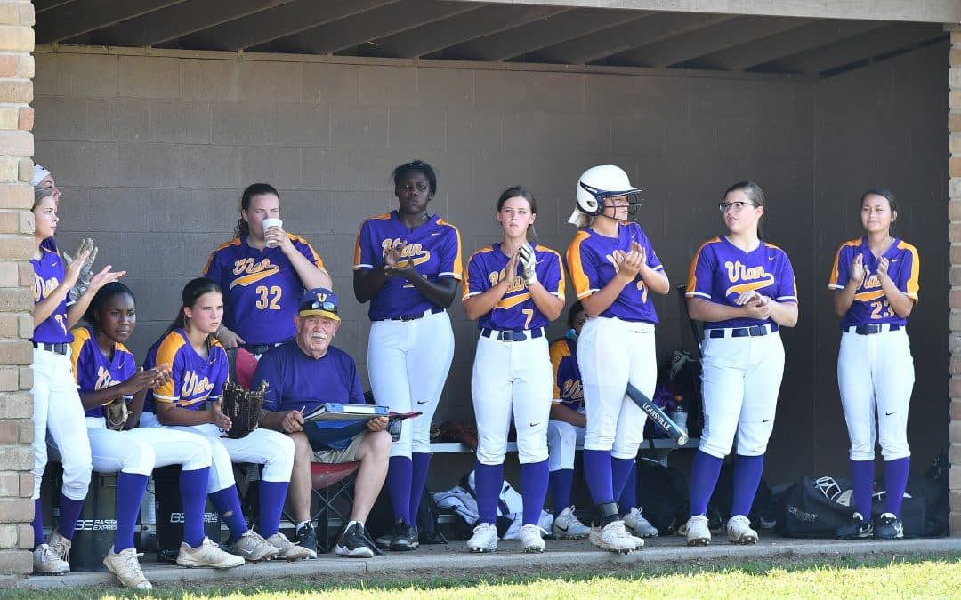 Lady Wolverines top Central in 3 Innings.