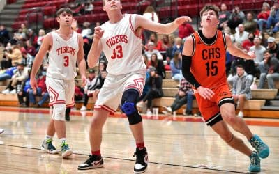Fort Gibson Falls to Coweta 80-50