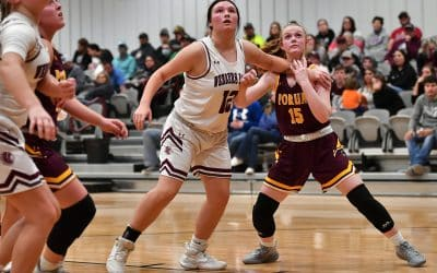 Lady Warriors Outside Shooting Too Much for Porum