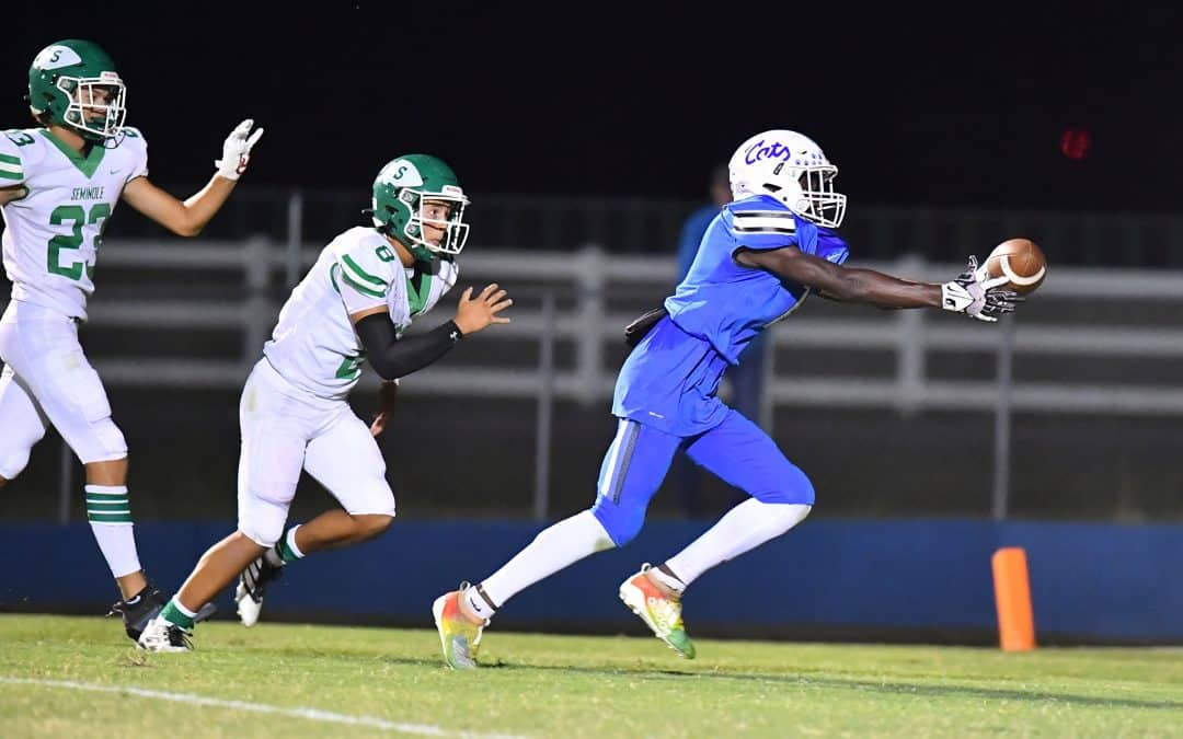 Wildcats Come up Inches Short to Chieftains
