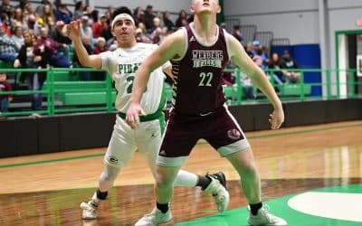 Webbers Falls Tops Pirates by 10